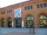 Cenntinel Hall Theatre University of Arizona Photo
